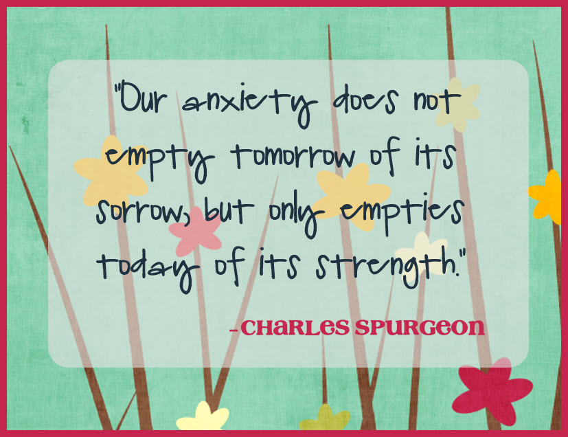 Charles Spurgeon's quote #1
