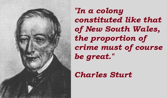 Charles Sturt's quote #1
