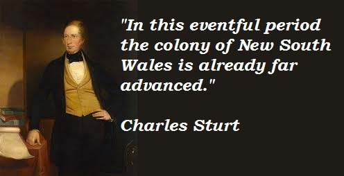 Charles Sturt's quote #3