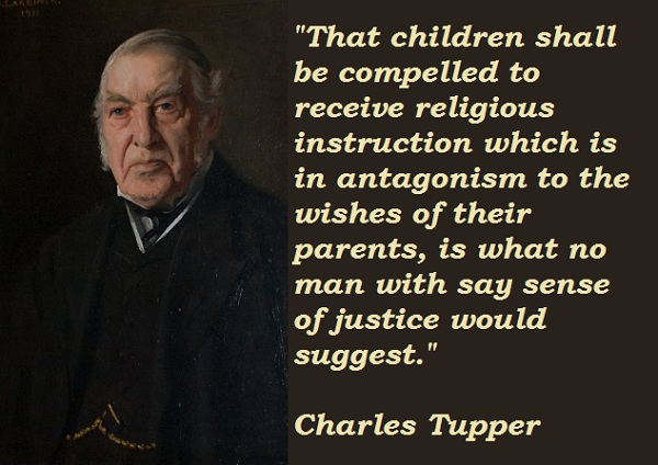 Charles Tupper's quote #1