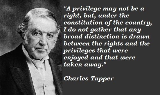 Charles Tupper's quote #2