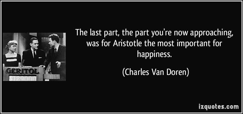 Charles Van Doren's quote #3