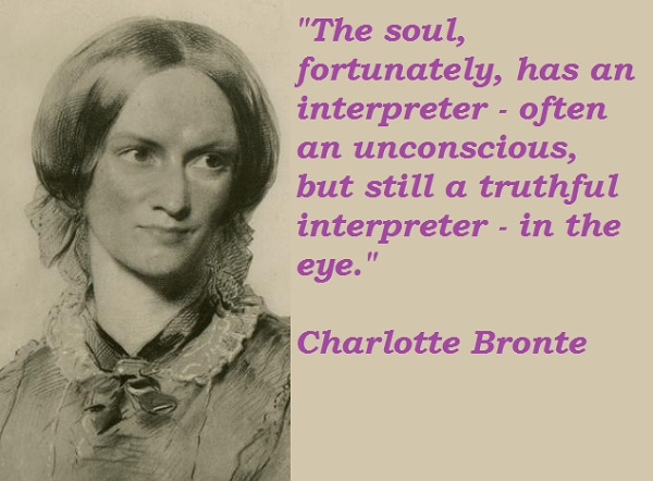 Charlotte Bronte's quote #7