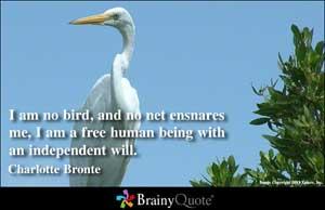 Charlotte Bronte's quote #5