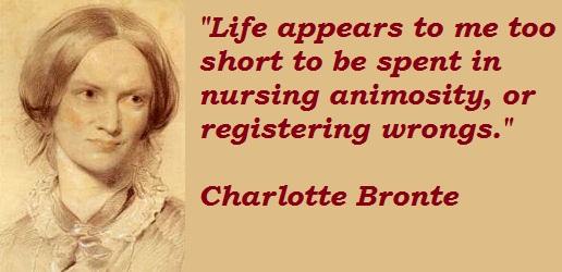 Charlotte Bronte's quote #2