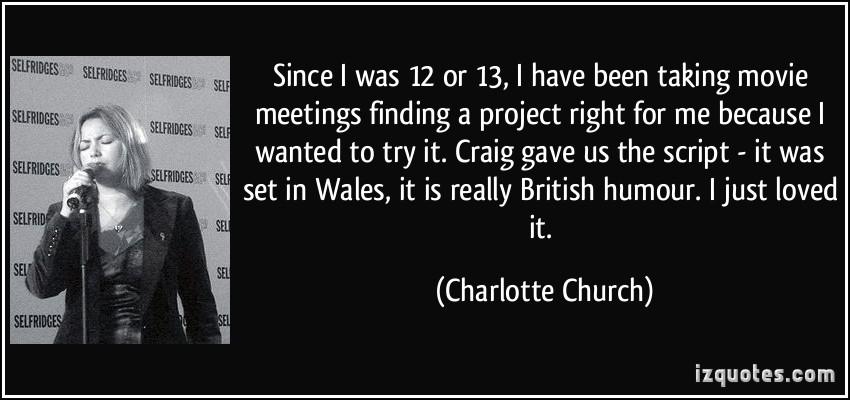 Charlotte Church's quote #3