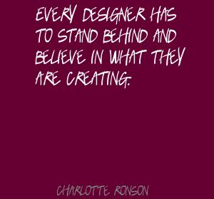 Charlotte Ronson's quote #4