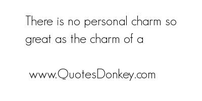 Charm quote #5