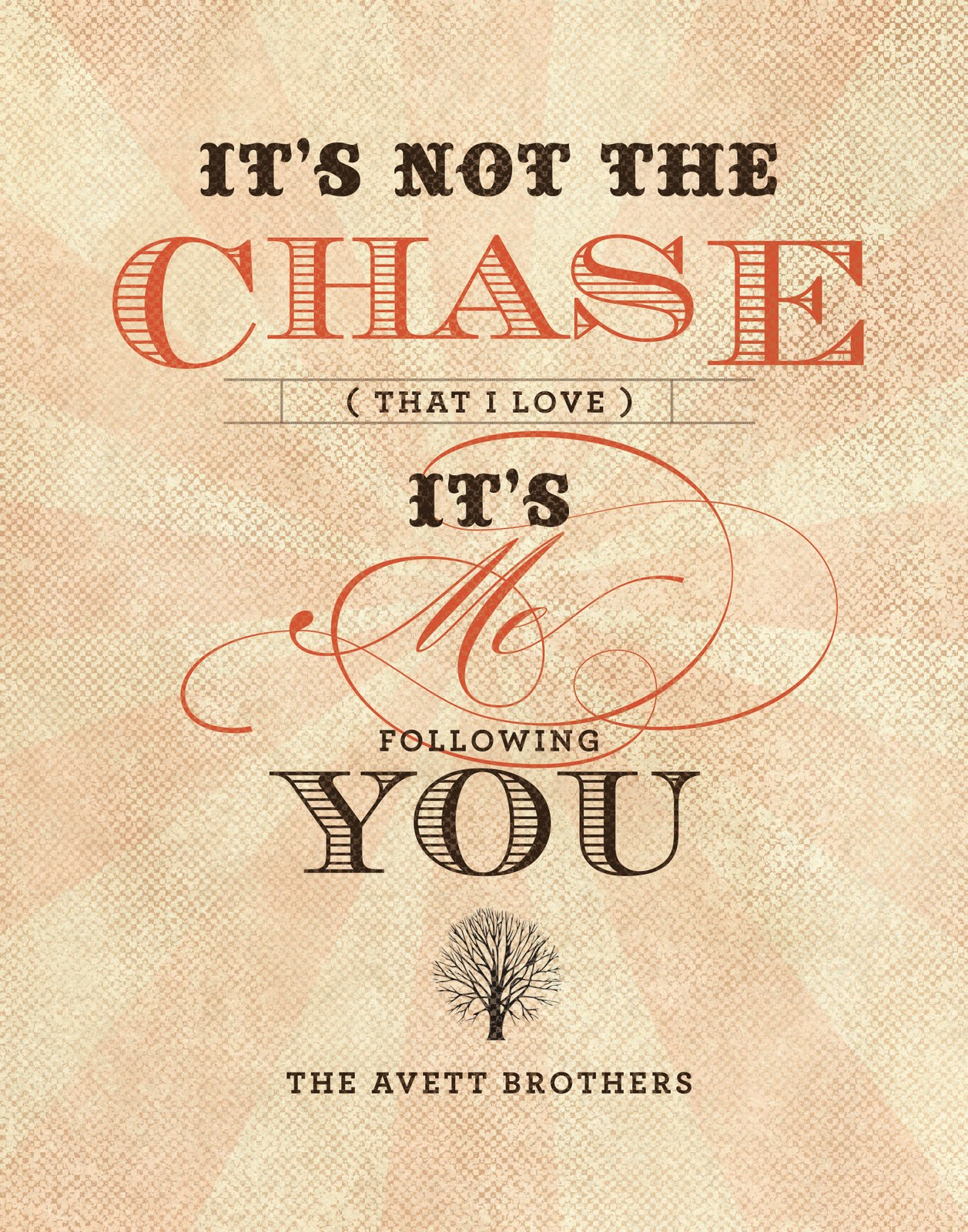 Chase quote #3