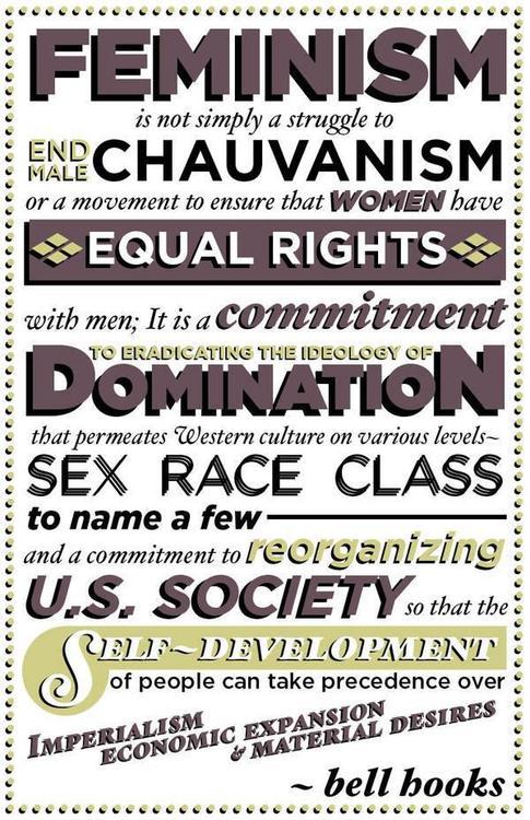 Chauvinism quote #2