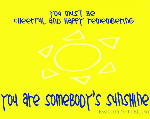 Cheerful quote #7