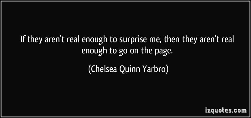 Chelsea Quinn Yarbro's quote #1