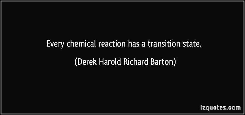 Chemical Reactions quote #1