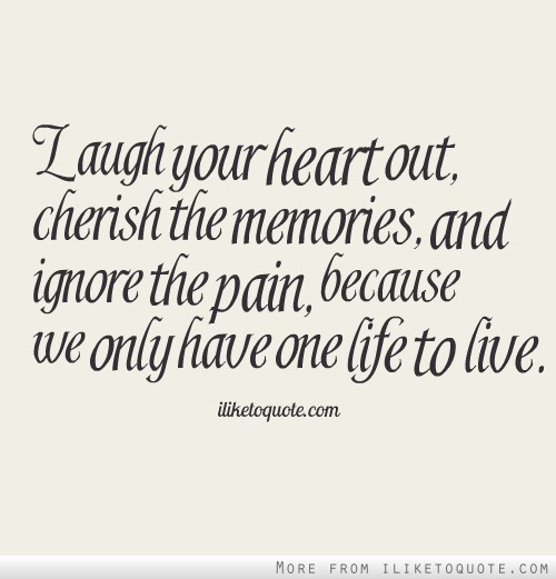 Cherish quote #4