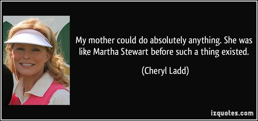Cheryl Ladd's quote #6