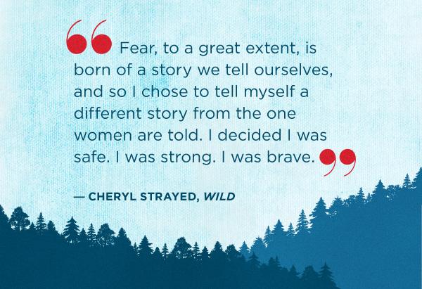 Cheryl Strayed's quote #1