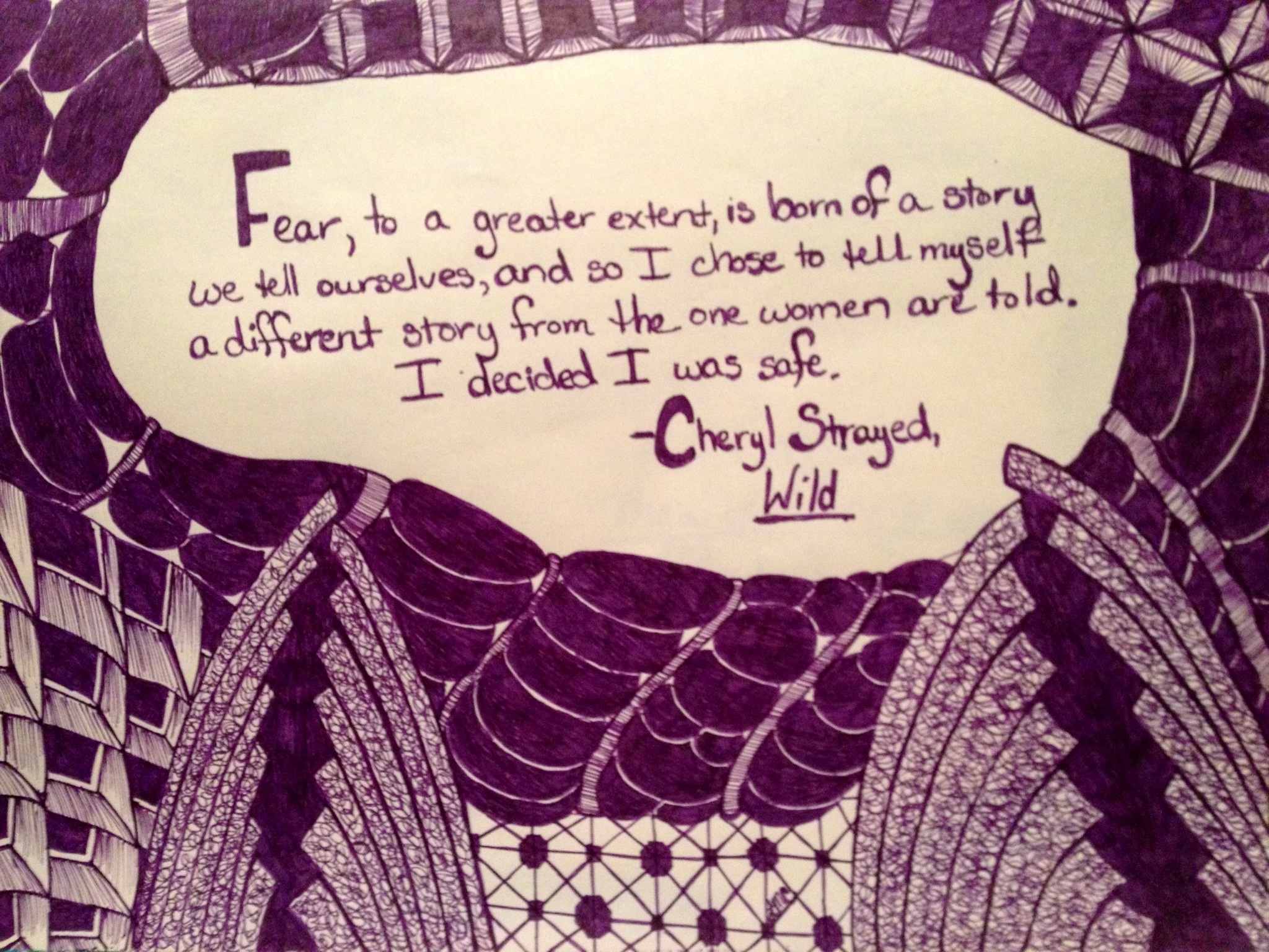 Cheryl Strayed's quote #6