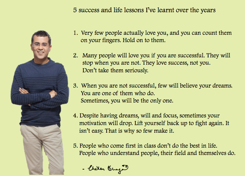Chetan Bhagat's quote #2