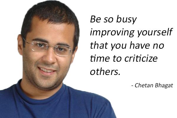 Chetan Bhagat's quote #3
