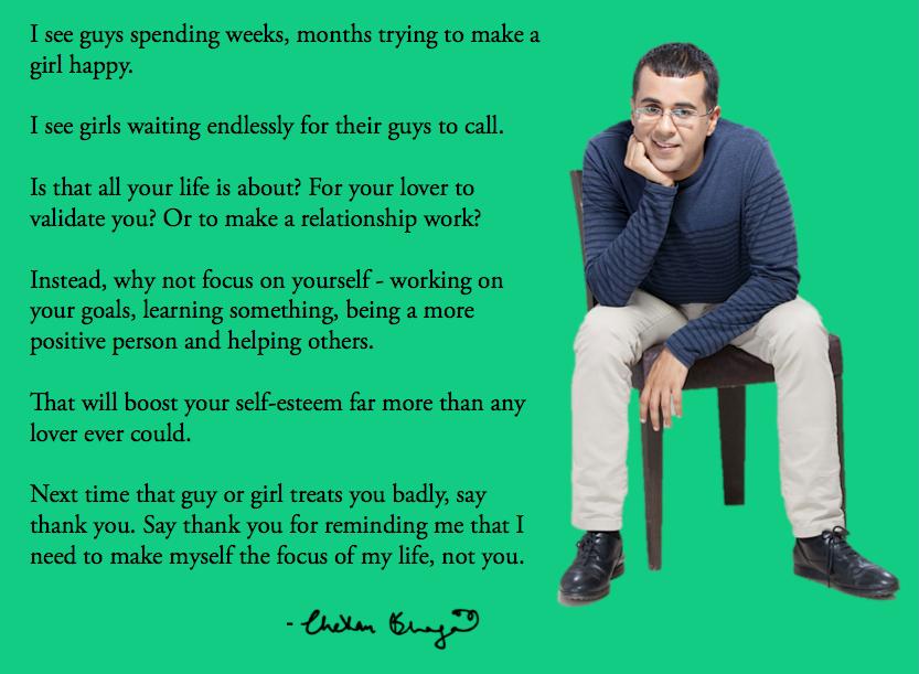 Chetan Bhagat's quote #6