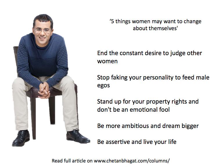 Chetan Bhagat's quote #8