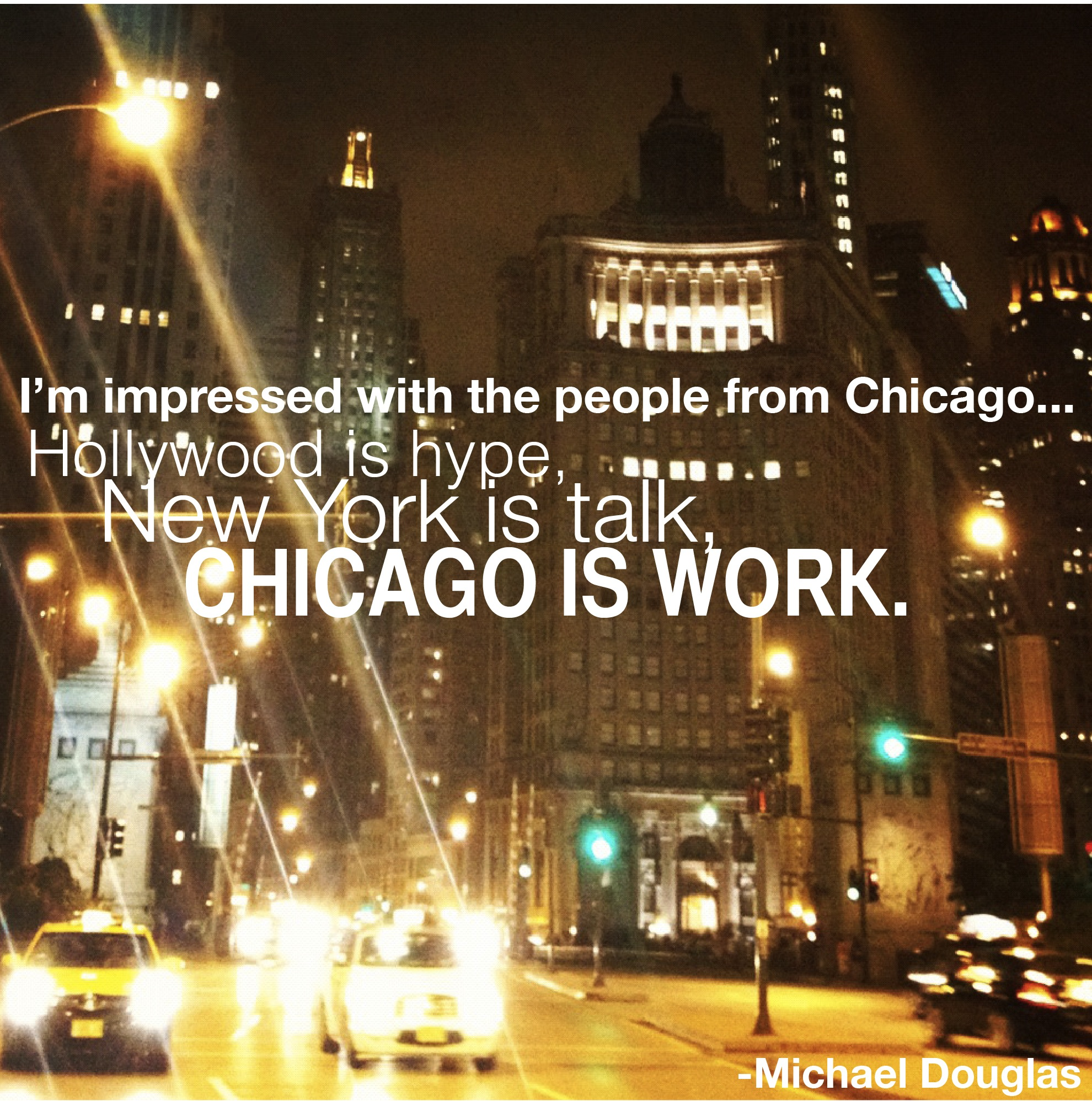 Chicago quote #6
