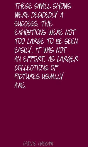 Childe Hassam's quote #1