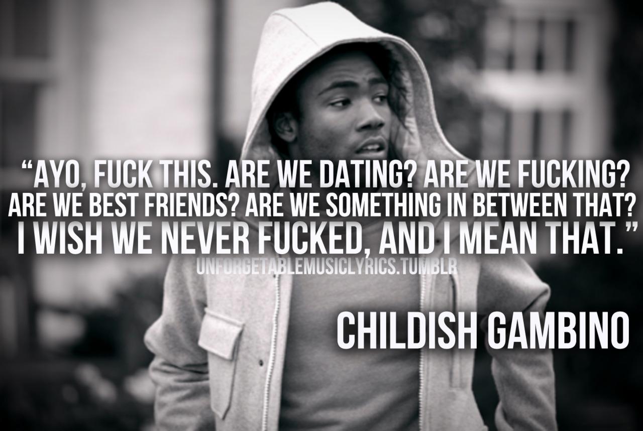 Childish quote #1