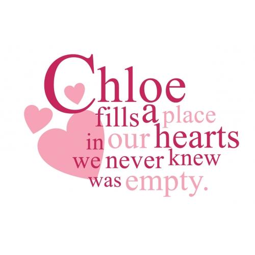 Chloe quote #1
