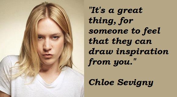 Chloe Sevigny's quote #3