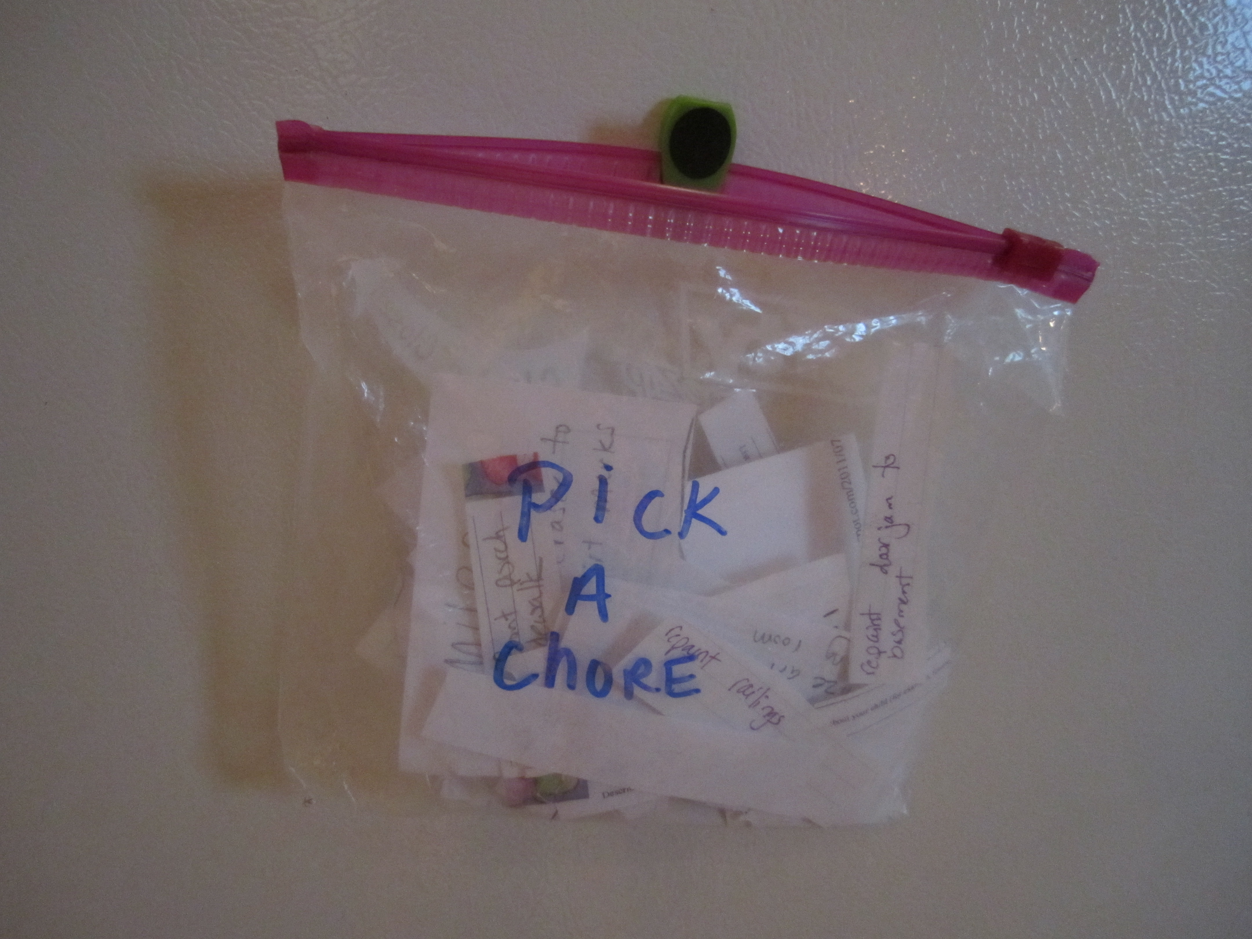 Chore quote #1