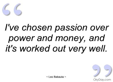 Chosen quote #8