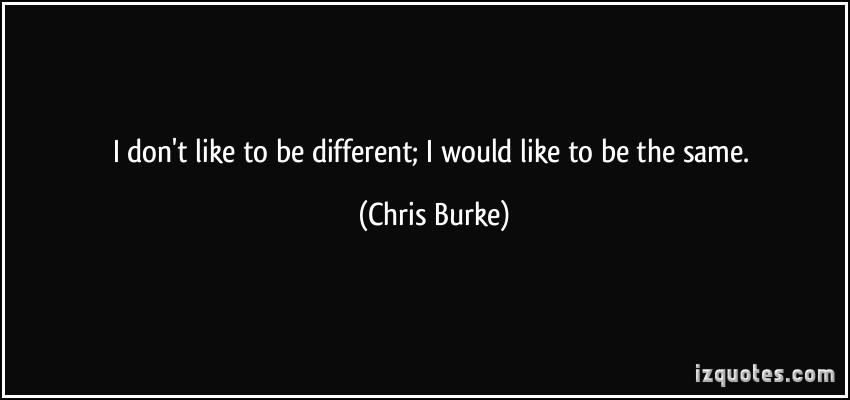 Chris Burke's quote #1