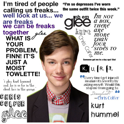Chris Colfer's quote #1