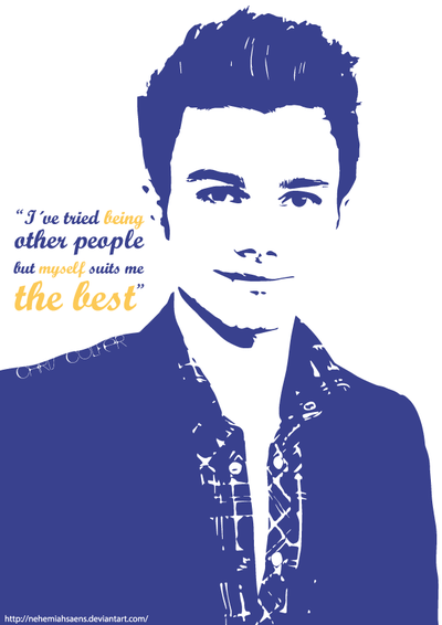 Chris Colfer's quote #6