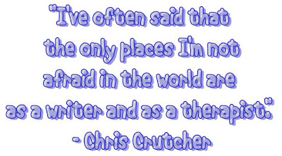 Chris Crutcher's quote #4