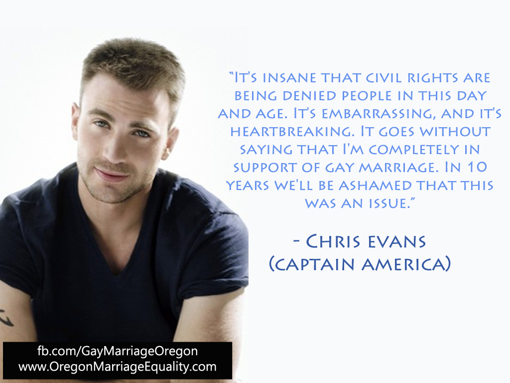 Chris Evans's quote #6