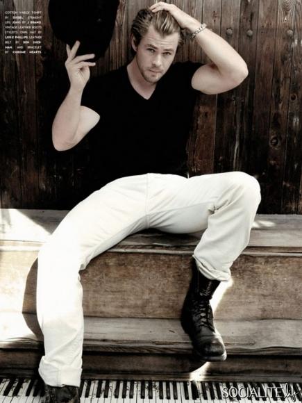 Chris Hemsworth's quote #8