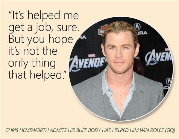 Chris Hemsworth's quote #7