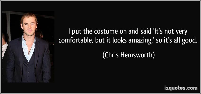 Chris Hemsworth's quote #5