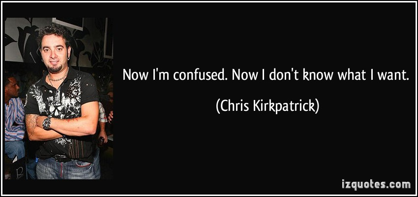 Chris Kirkpatrick's quote #6