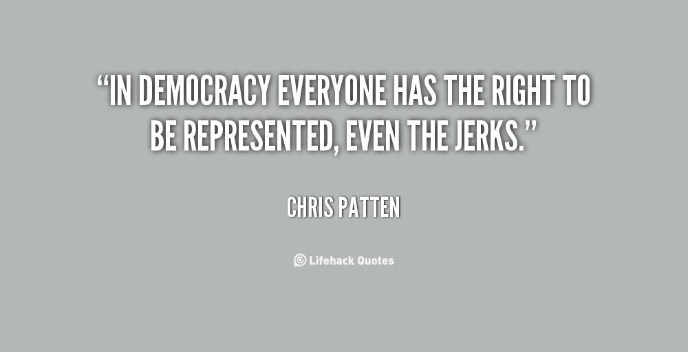 Chris Patten's quote #6