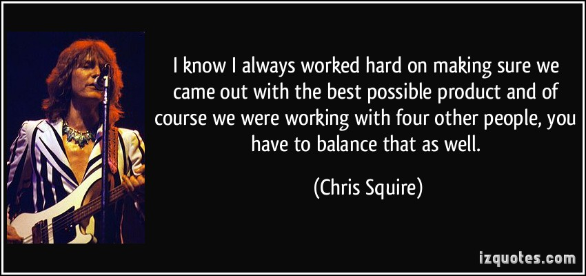 Chris Squire's quote #2