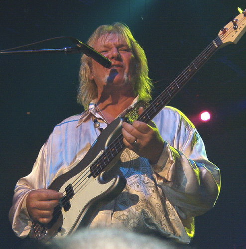 Chris Squire's quote #5