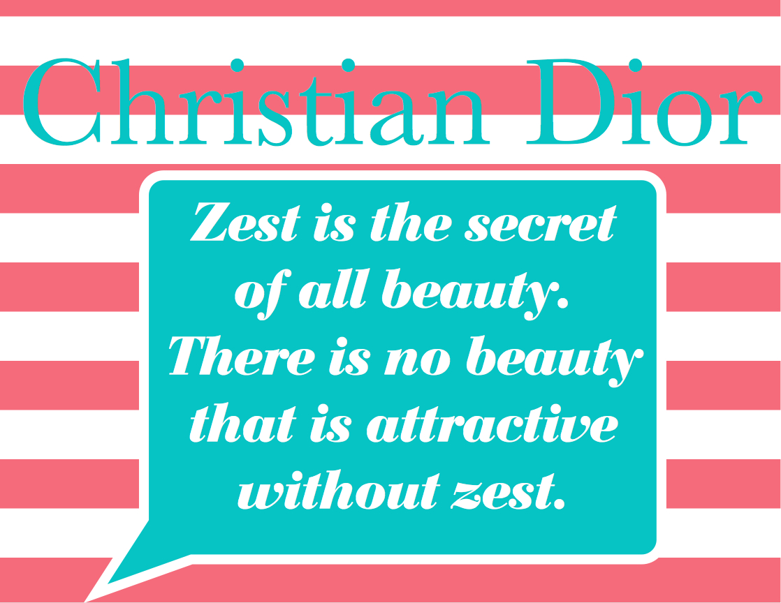 Christian Dior's quote #2