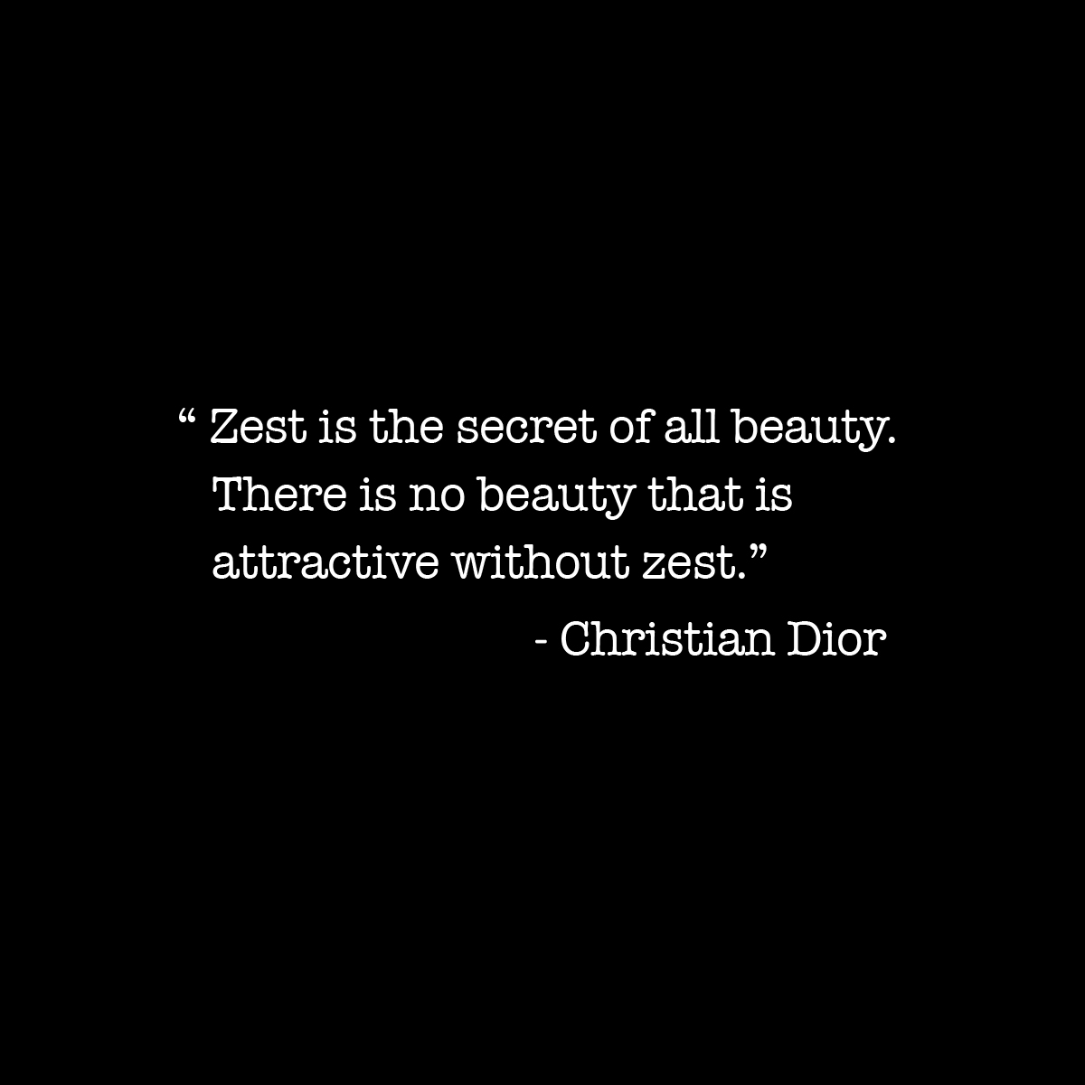 Christian Dior's quote #5