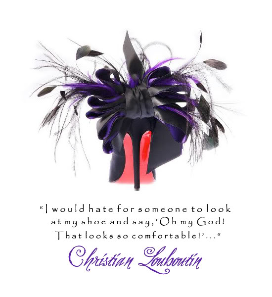 Christian Louboutin's quote #6