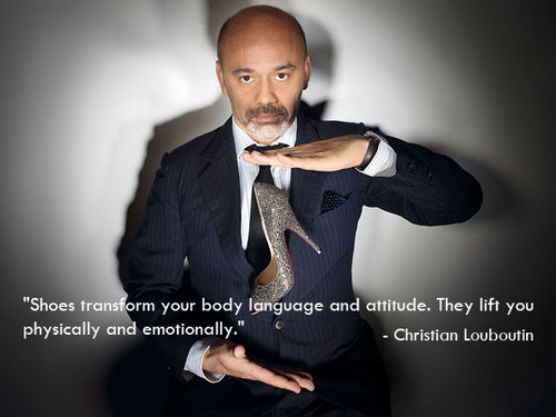 Christian Louboutin's quote #4