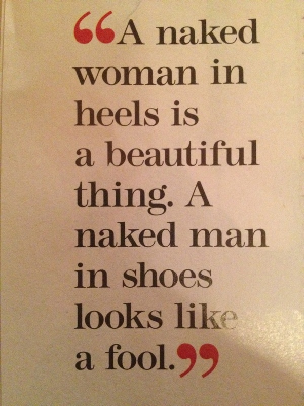 Christian Louboutin's quote #8