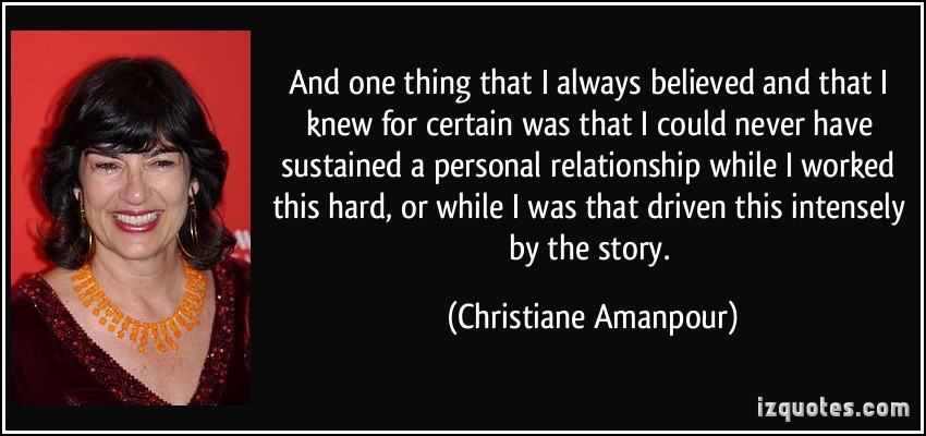 Christiane Amanpour's quote #5